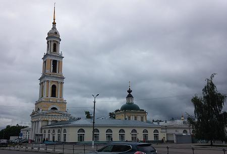 Нажмите на изображение для увеличения Название: Иоанно-Богословский храм.jpg Просмотров: 58 Размер:89.4 Кб ID:887