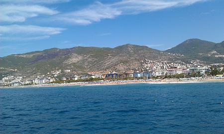 Нажмите на изображение для увеличения Название: Пляж Клеопатры в Турции.jpg Просмотров: 119 Размер:97.5 Кб ID:377