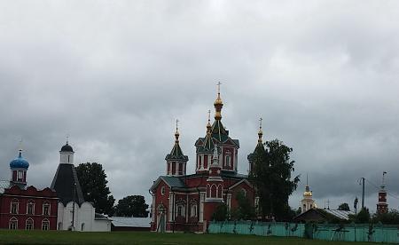 Нажмите на изображение для увеличения Название: Успенский Брусенский монастырь.jpg Просмотров: 26 Размер:87.8 Кб ID:897