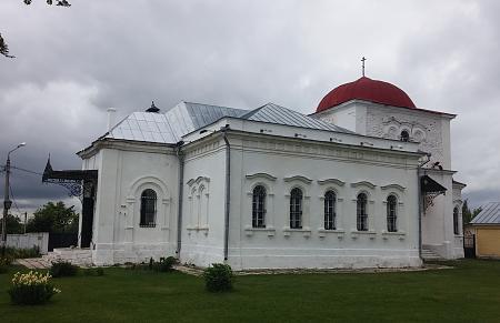 Нажмите на изображение для увеличения Название: Церковь святителя Николая (Николы Гостиного).jpg Просмотров: 20 Размер:91.7 Кб ID:903