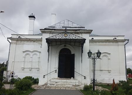Нажмите на изображение для увеличения Название: Церковь святителя Николая (Николы Гостиного) - фасад.jpg Просмотров: 25 Размер:92.1 Кб ID:904