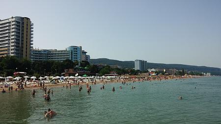 Нажмите на изображение для увеличения Название: Пляж в Болгарии - Золотые пески.jpg Просмотров: 50 Размер:96.6 Кб ID:513